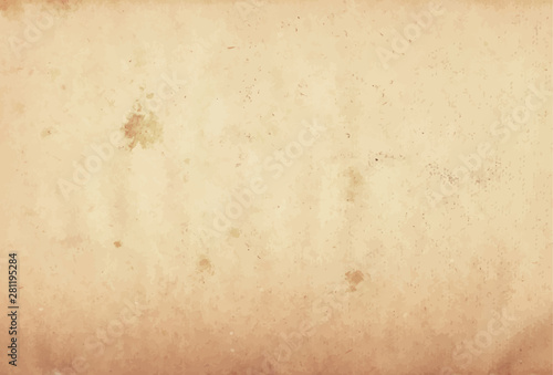 Fotobehang - Old paper background